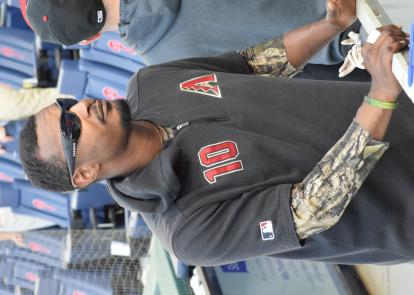Adam Jones (Baseball player)