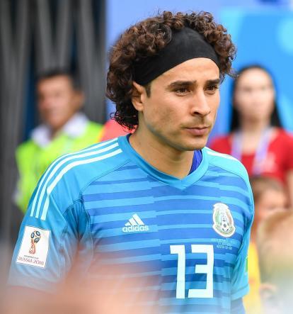 Guillermo Ochoa (Memo)