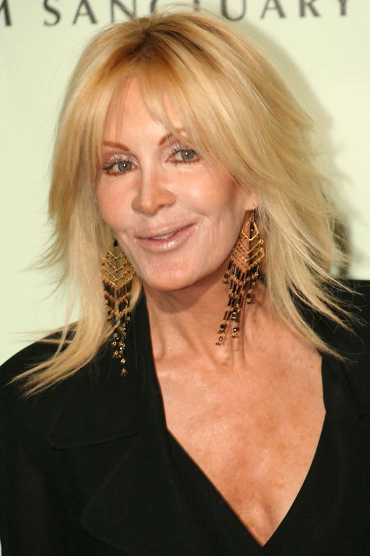 Watch Joan Van Ark born June 16, 1943 (age 75) video