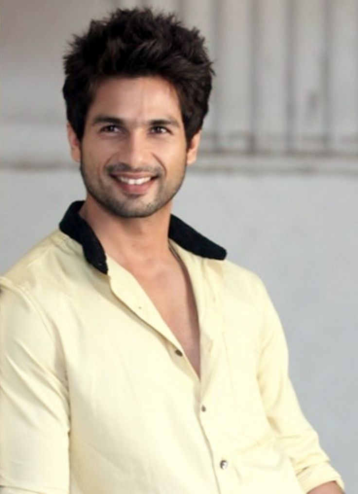 Shahid Kapoor - Celebrity biography, zodiac sign and famous quotes