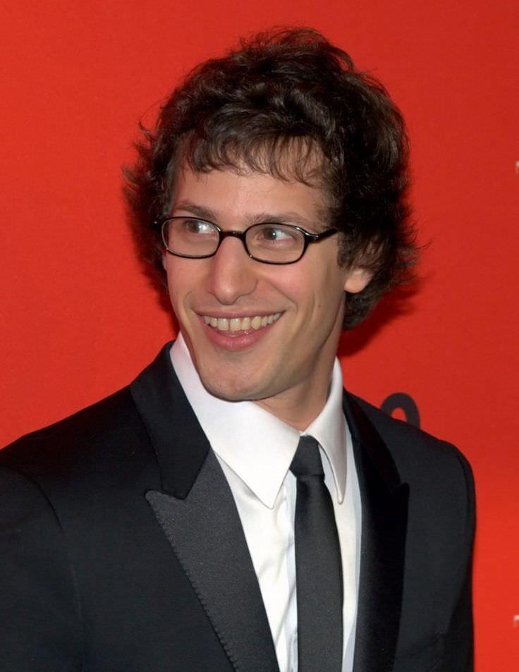 Andy samberg celebrity impressions