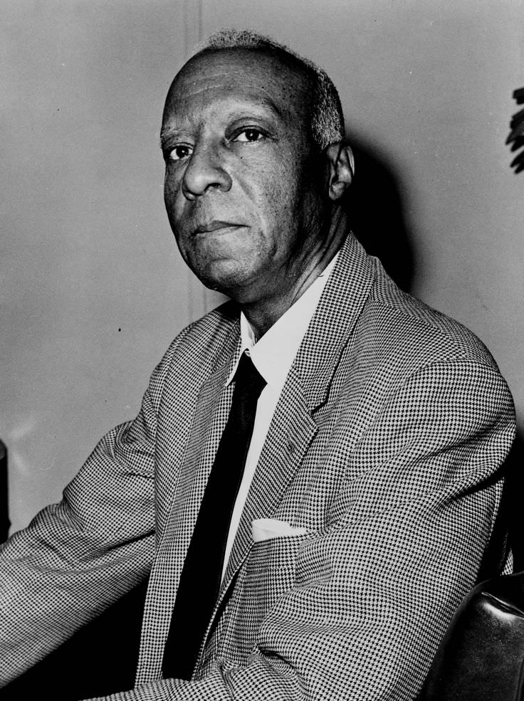 A  Philip Randolph - Celebrity biography, zodiac sign and