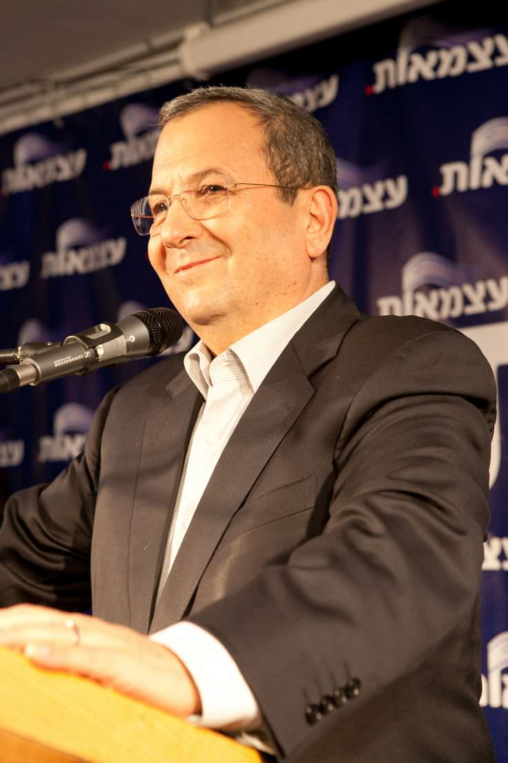 Ehud Barak - Celebrity biography, zodiac sign and famous quotes