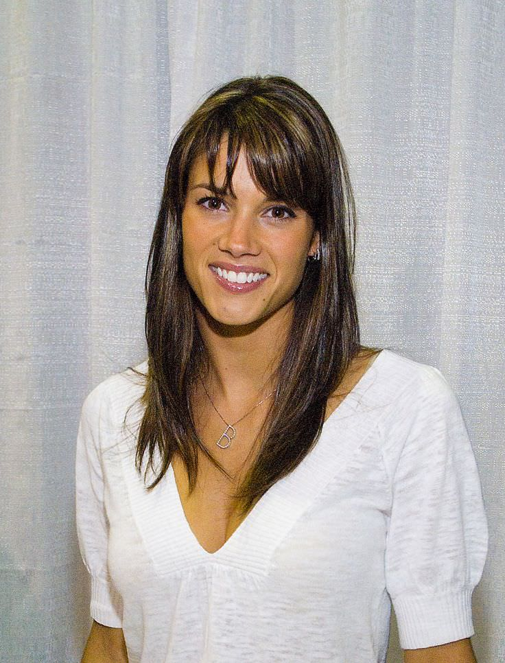 Missy Peregrym Celebrity Biography Zodiac Sign And Famous Quotes