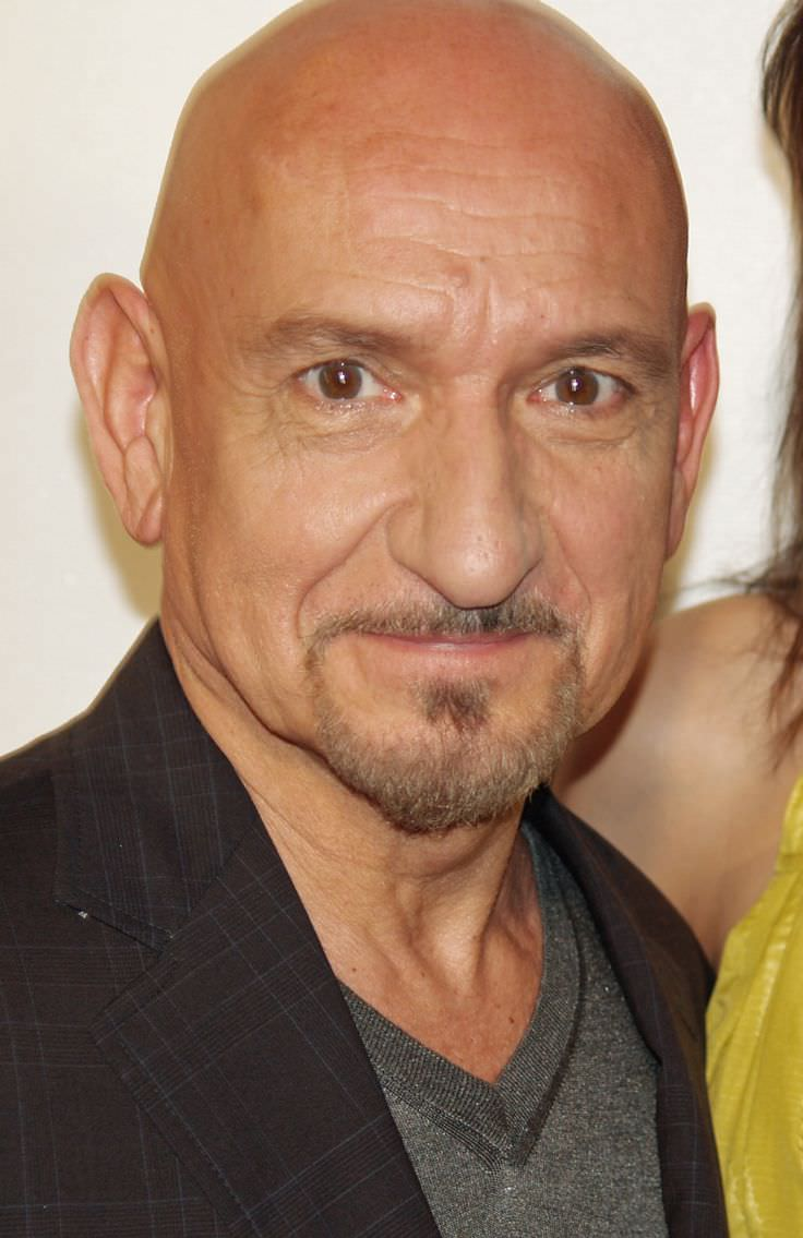 photo Ben Kingsley (born 1943)