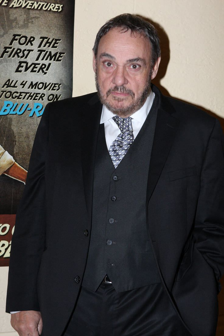 photo John Rhys-Davies (born 1944)