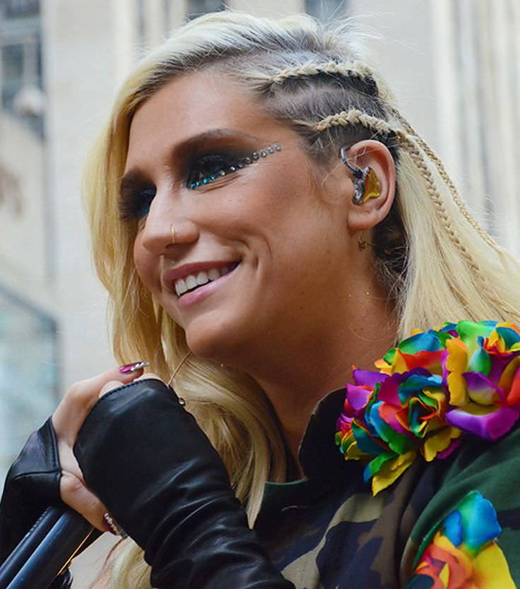 Kesha - Celebrity biography, zodiac sign and famous quotes