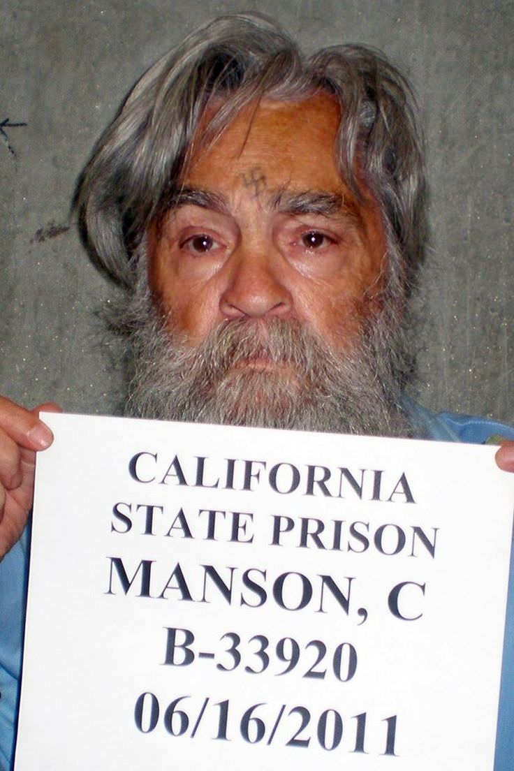 Charles Manson - Celebrity biography, zodiac sign and famous