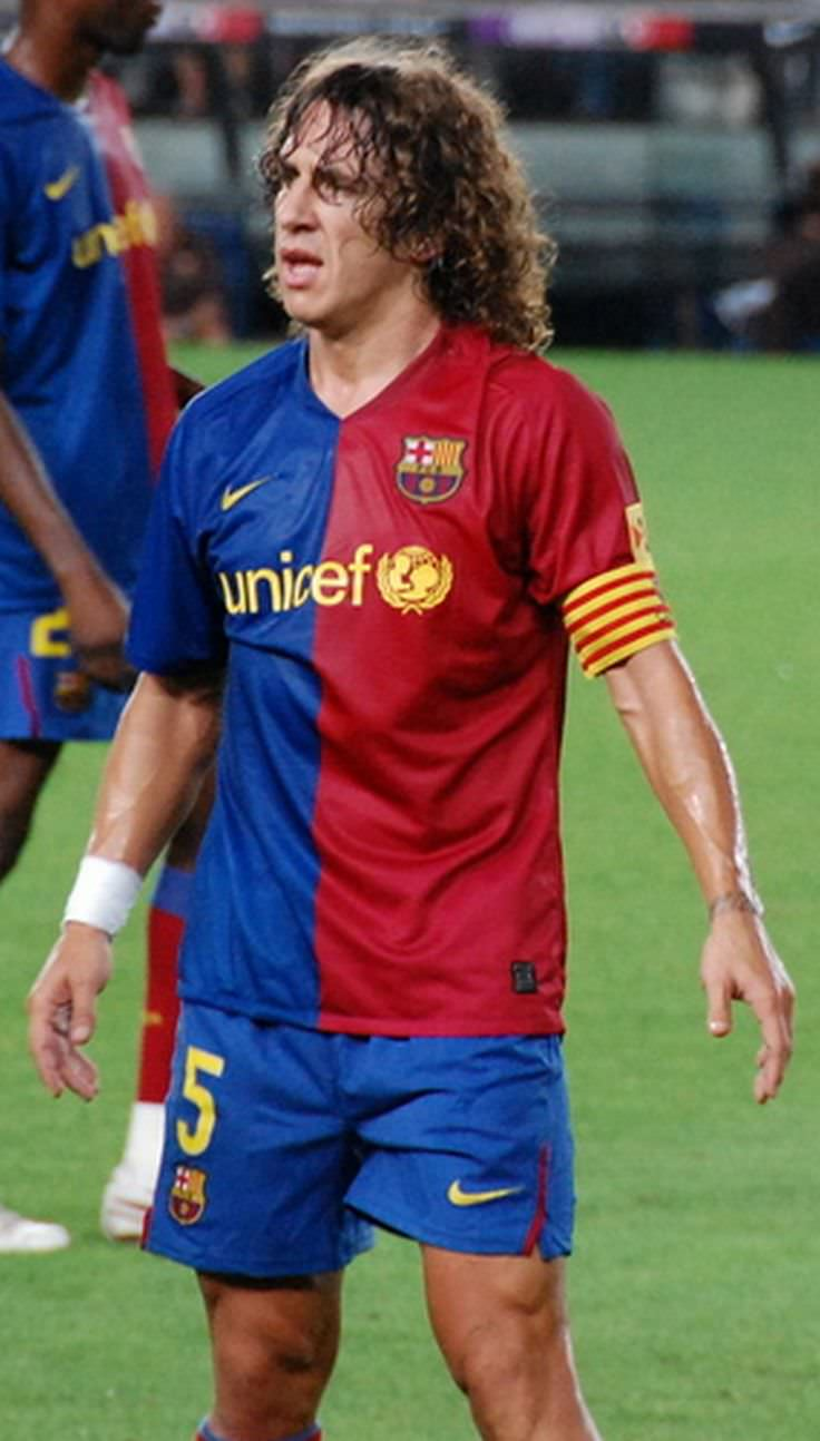 Carles Puyol Celebrity biography zodiac sign and famous quotes
