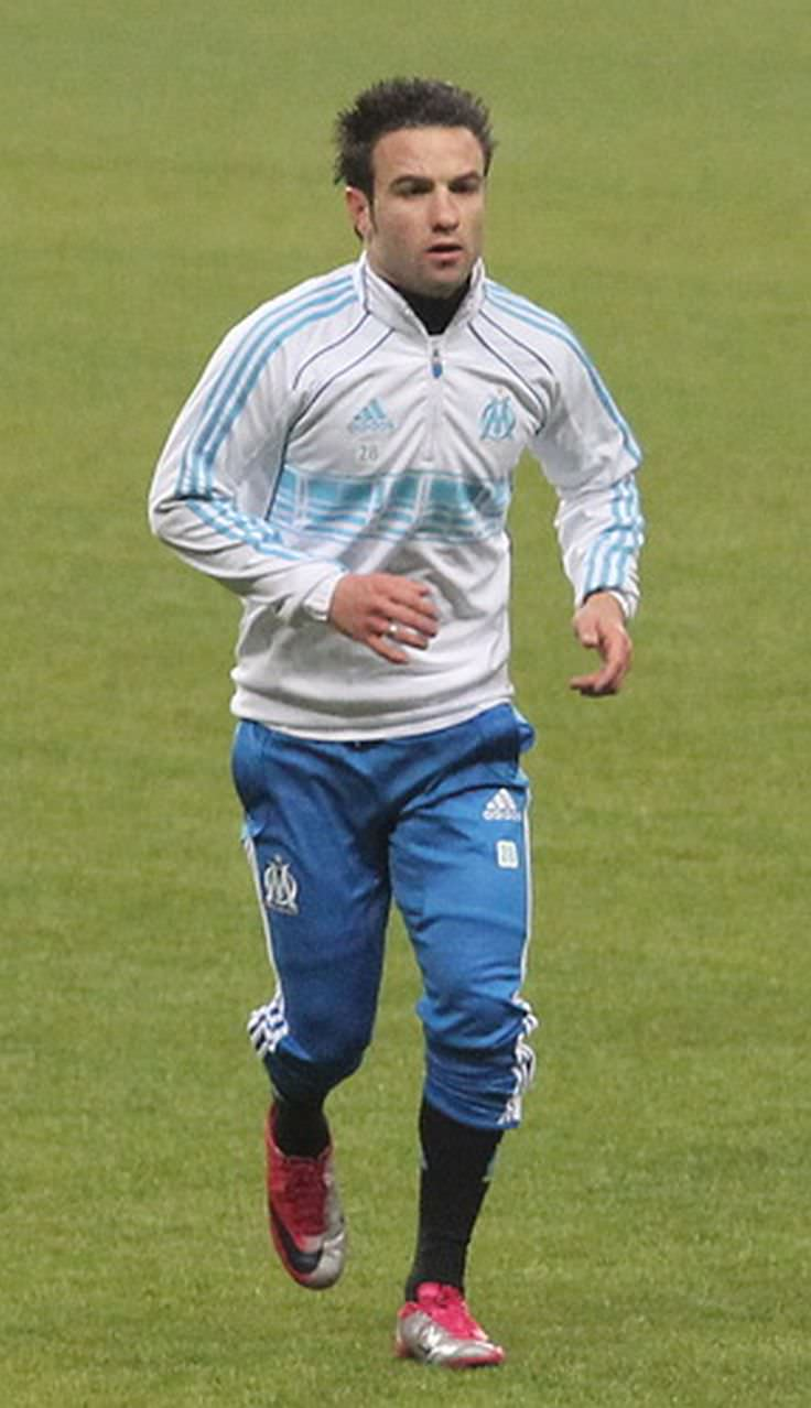 Mathieu Valbuena Celebrity biography zodiac sign and famous quotes