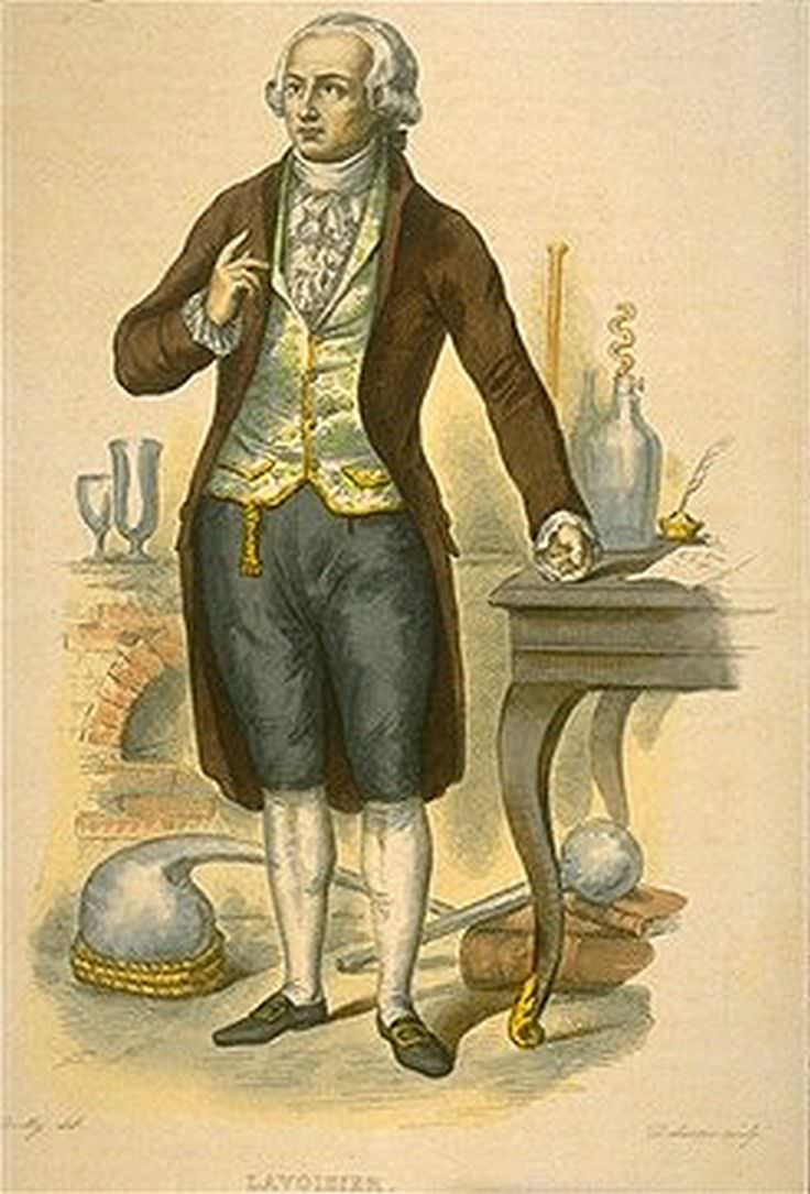 the life and accomplishments of antoine laurent lavoisier