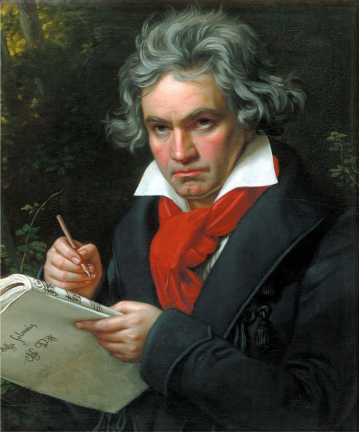 a description of beethoven ludwig van as some of the most influential pieces of music ever written Mozart vs beethoven: the best classical era composers by cmuse - mar 26 ludwig van beethoven more than ever, we need music to.