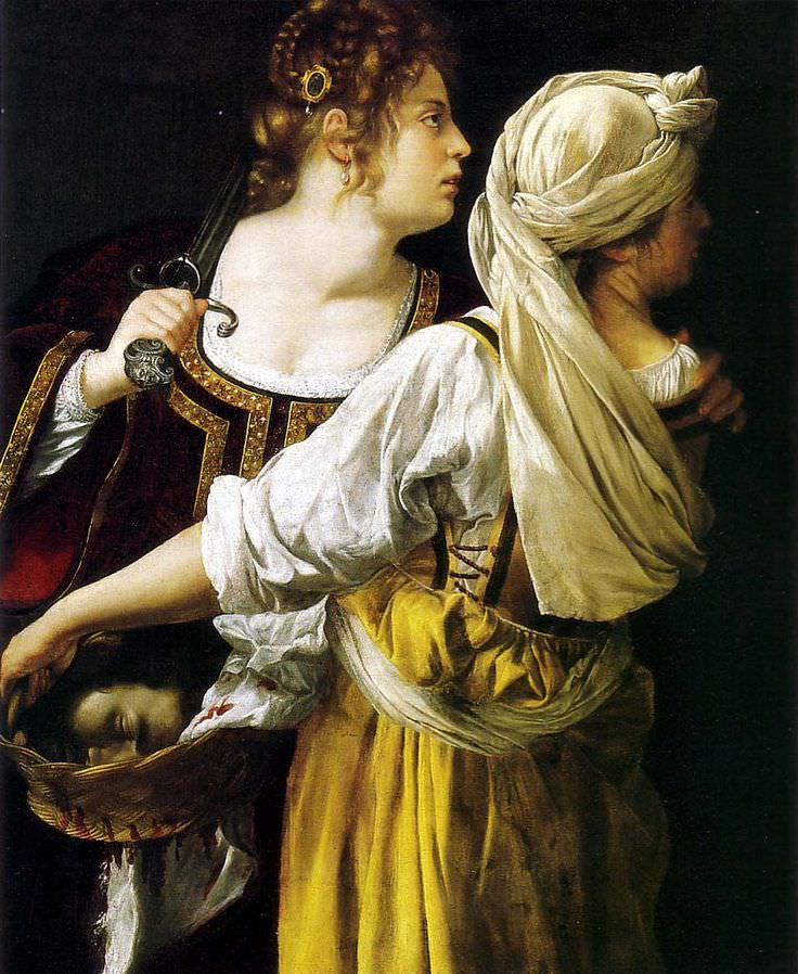 Artemisia Gentileschi - Celebrity biography, zodiac sign and