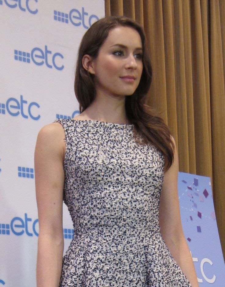 Troian Bellisario - Celebrity biography, zodiac sign and famous quotes