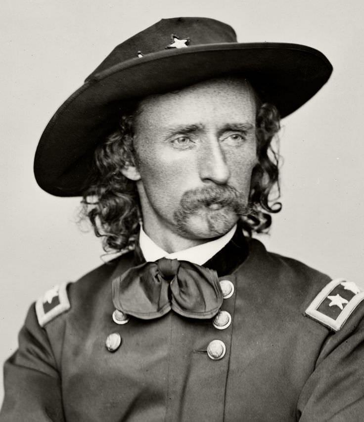 the life and military campaigns of george custer Jay, custer: the life of george correspondence with indians, custer's military utley analyzes the military campaign from custer and his comrade's.
