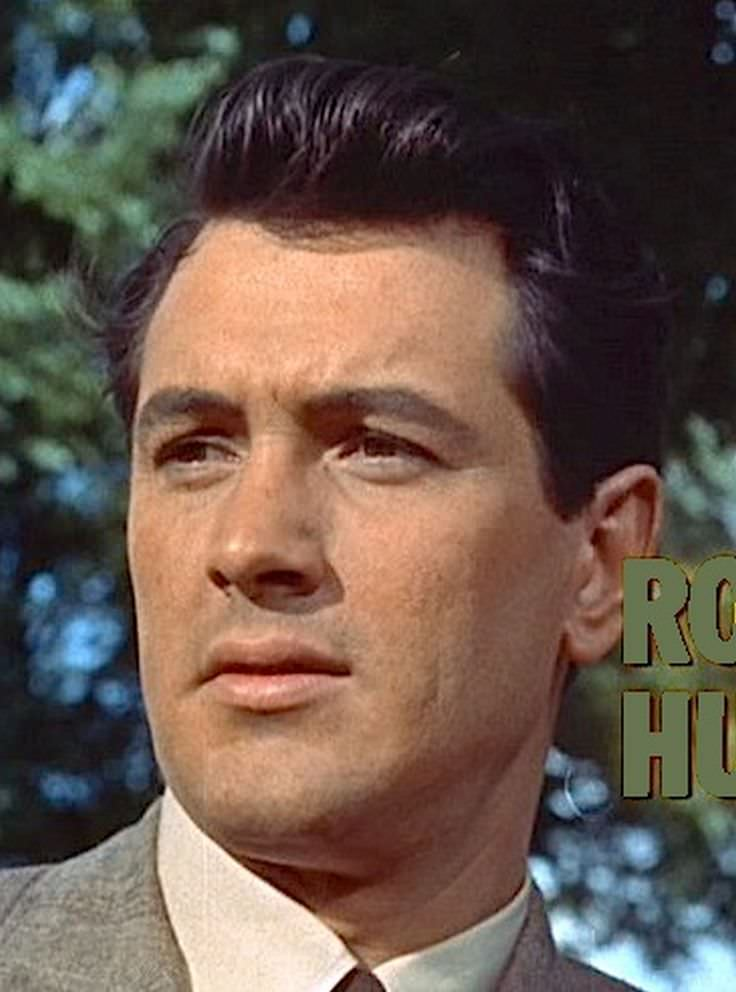Rock Hudson Celebrity Biography Zodiac Sign And Famous Quotes