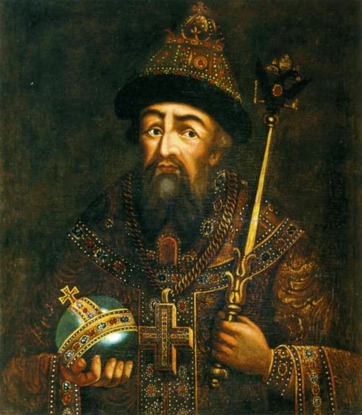 Ivan The Terrible As A Child Ivan the Terrible