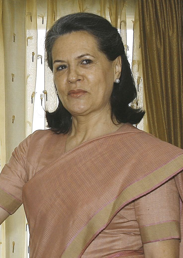 Sonia Gandhi Celebrity biography zodiac sign and famous