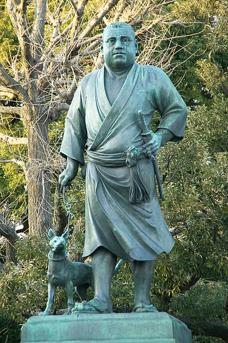 the life accomplishments and death of saigo takamori Samurai has 247 ratings and 34 reviews andy said: the last warrior is the sub-title of the book & it's around 50% of the book which is solely dedicated.