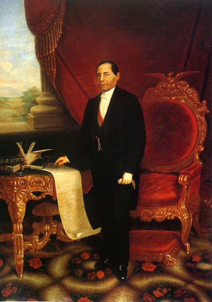 Benito ju rez celebrity biography zodiac sign and for Silla presidencial