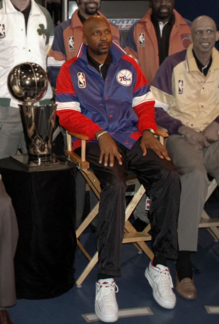 Moses Malone - Celebrity biography, zodiac sign and famous