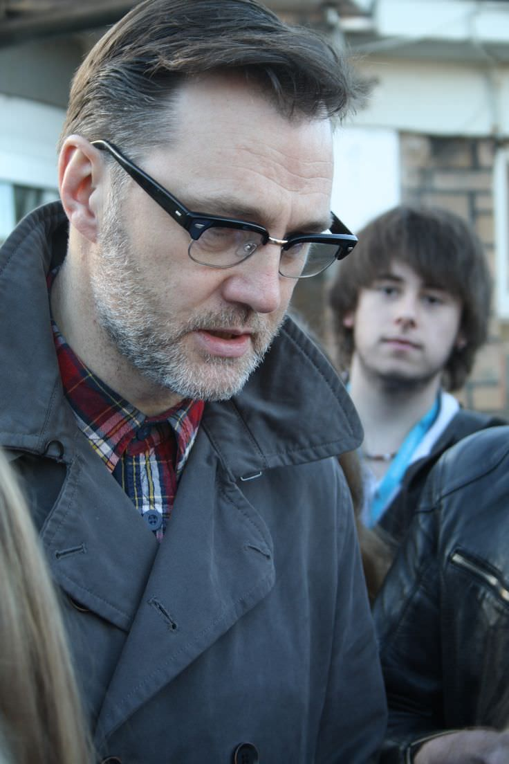 Watch David Morrissey (born 1964) video