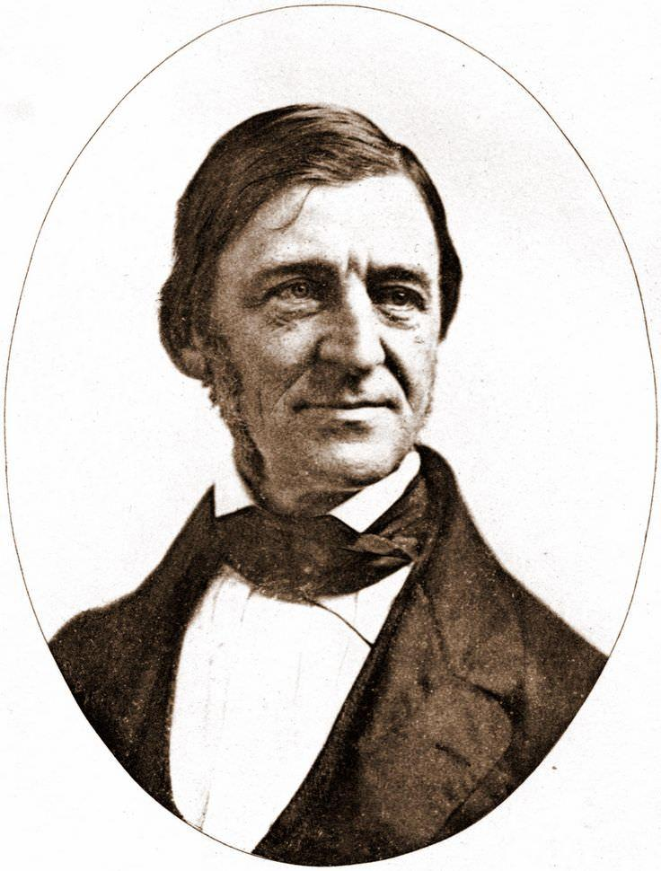 a biography of ralph waldo emerson an american transcendentalist Guide to ralph waldo emerson  examines emerson's ''new american testament'' of self-trust,  6 emerson, thoreau, fuller, and transcendentalism.