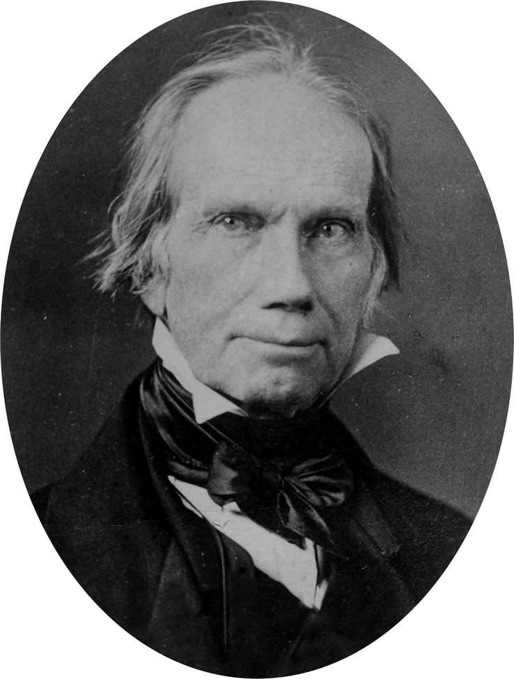 essay on henry clay Henry clay: henry clay, american statesman, us congressman (1811–14, 1815–21, 1823–25), and us senator (1806–07, 1810–11, 1831–42, 1849–52) who was noted for his american system (which integrated a national bank, the tariff, and internal improvements to promote economic stability and prosperity) and was a.