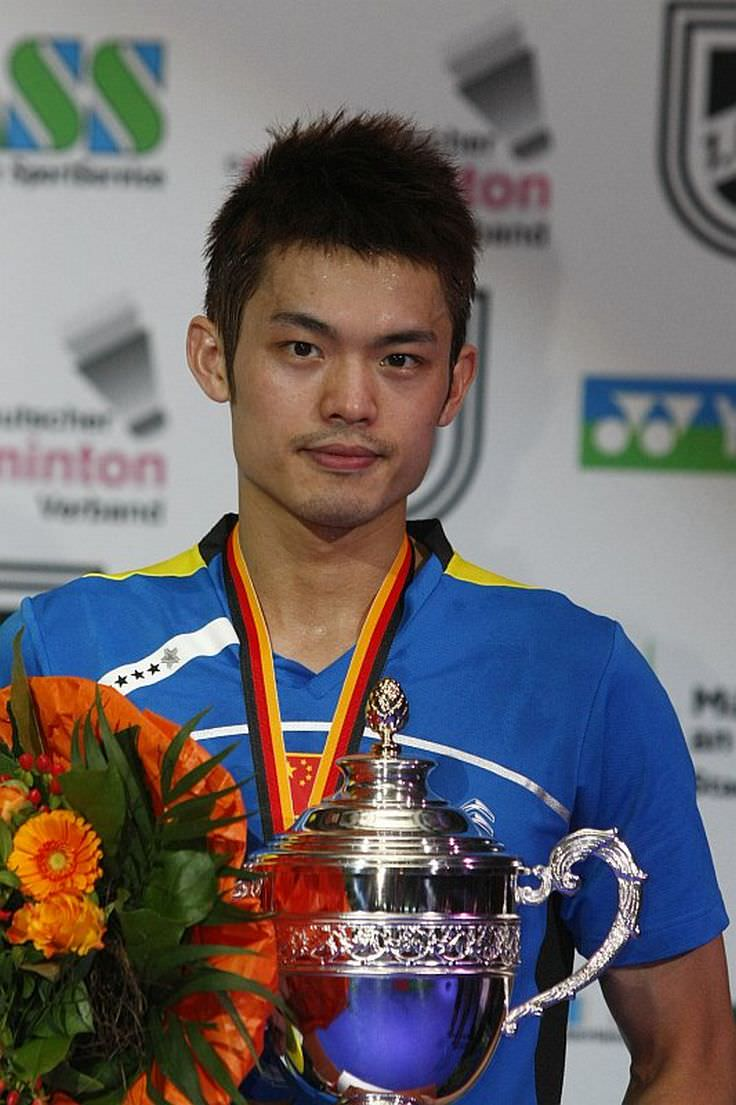 Lin Dan Celebrity biography zodiac sign and famous quotes