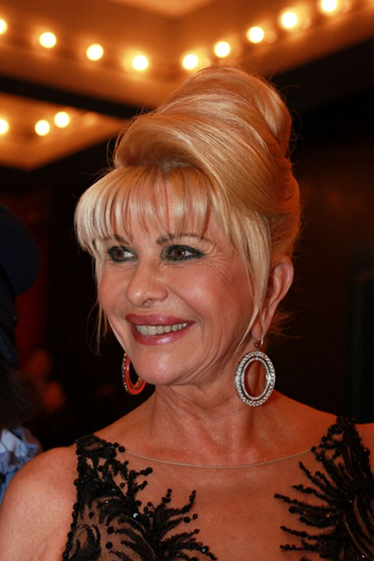 Ivana Trump Celebrity Biography Zodiac Sign And Famous Quotes