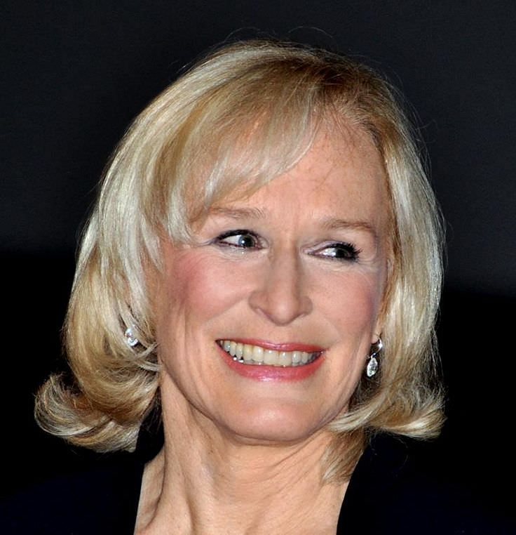 Glenn Close - Celebrity biography, zodiac sign and famous quotes