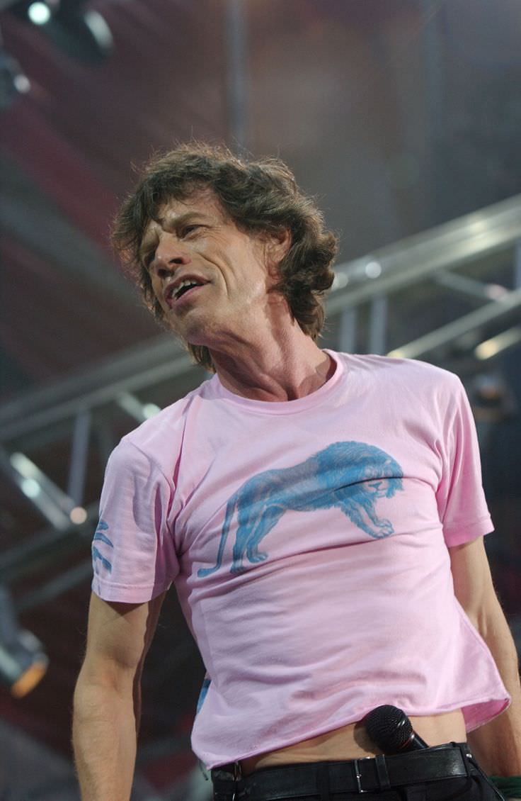 Mick jagger celebrity biography zodiac sign and famous quotes mick jagger nvjuhfo Image collections
