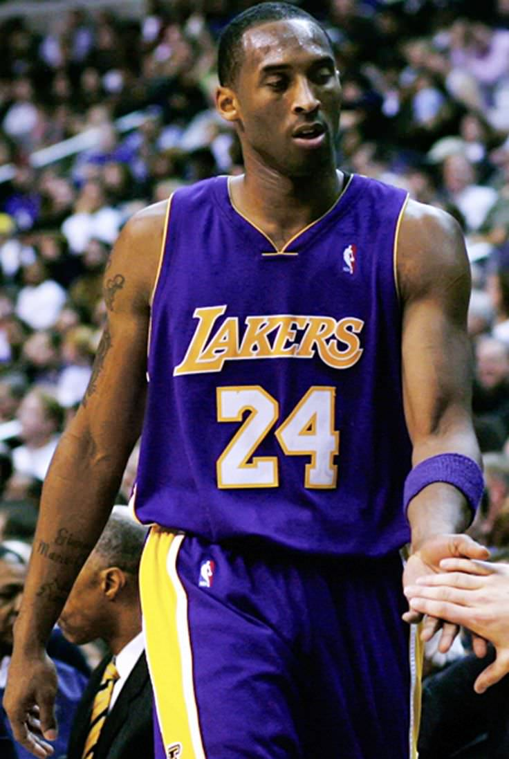 Kobe Bryant Celebrity Biography Zodiac Sign And Famous Quotes