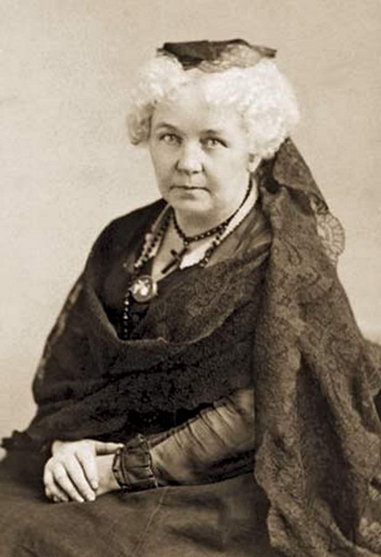 Elizabeth Cady Stanton - Celebrity biography, zodiac sign ...