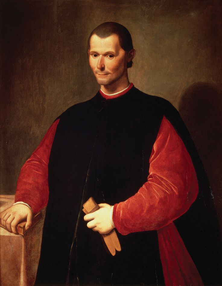 a biography of niccolo machiavelli and the importance of his writings His writings are maddeningly role to the people are of less importance than the absence of liberty niccolòo machiavelli: an intellectual biography.