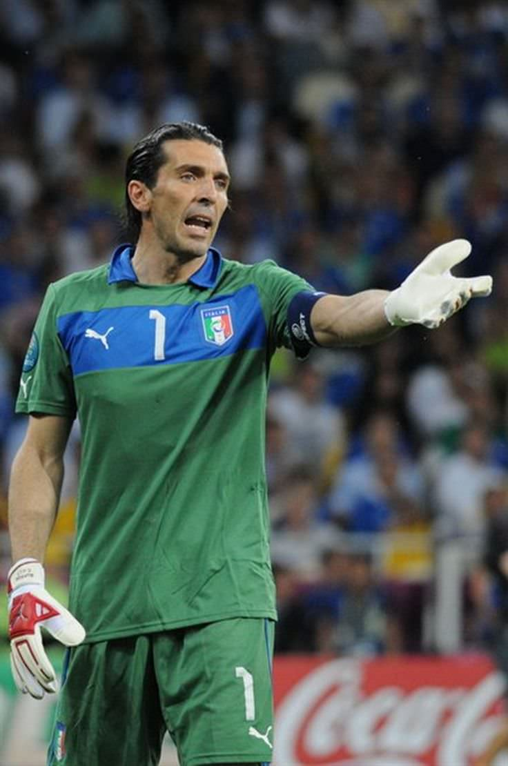 Gianluigi Buffon Celebrity biography zodiac sign and famous quotes