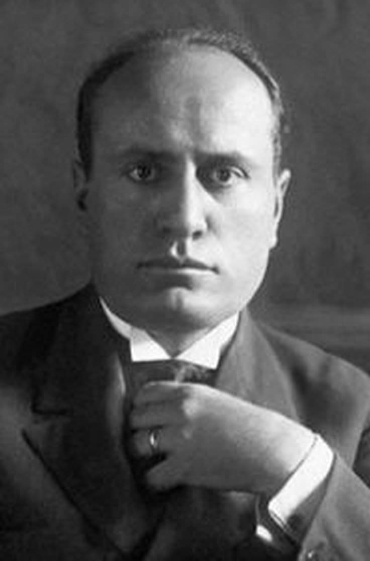 Benito Mussolini Celebrity Biography Zodiac Sign And Famous Quotes