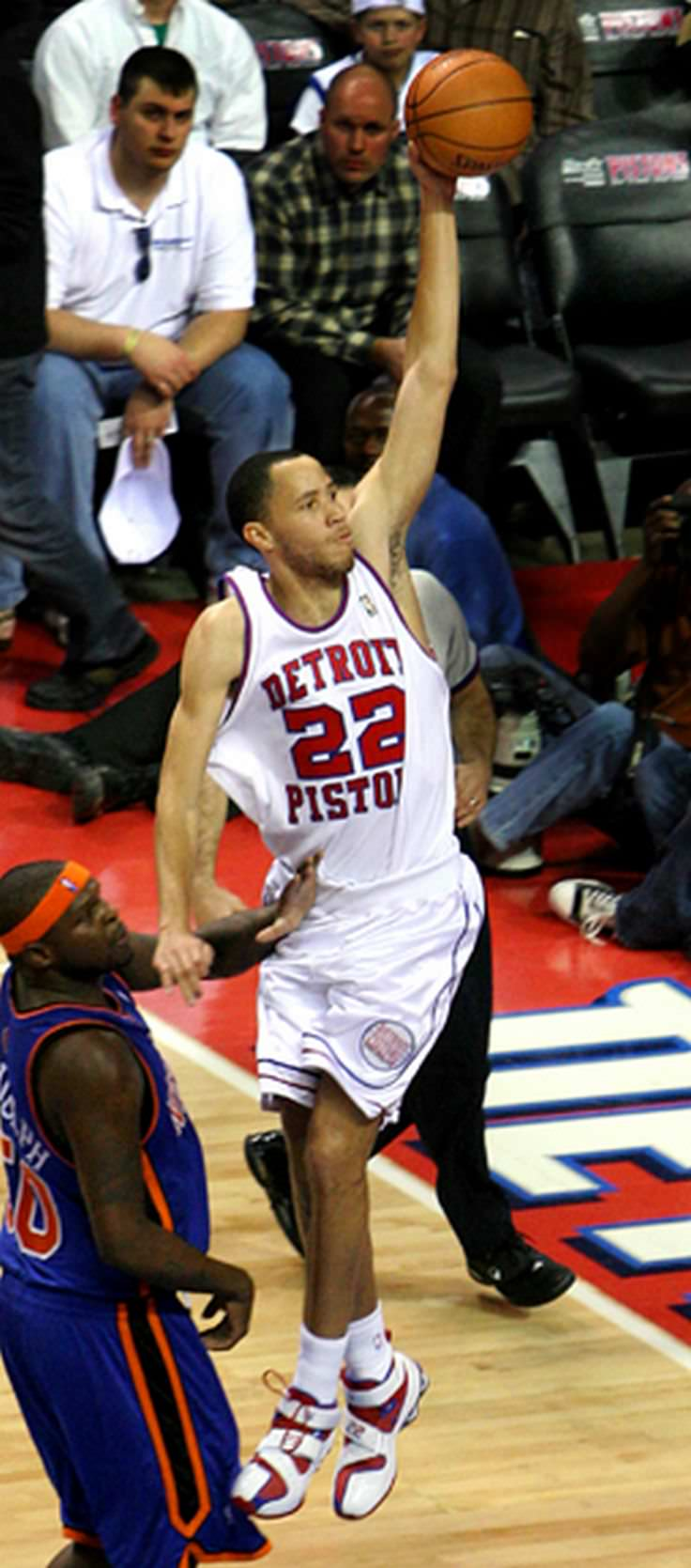 Tayshaun Prince Celebrity biography zodiac sign and famous quotes