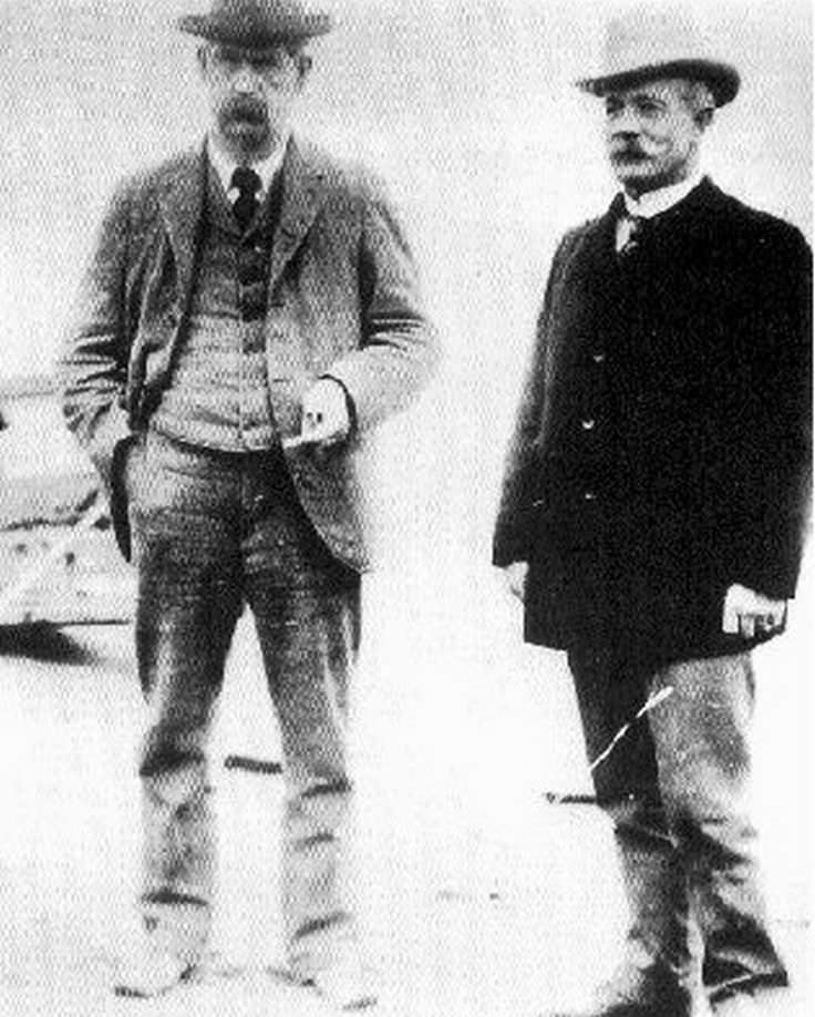 account of the life of wyatt earp Create new account  which will explore the notable incidents in earp's life,  and this is the infamous doc holliday who no one but wyatt earp seemed to like.