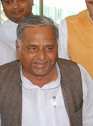 Mulayam Singh Yadav