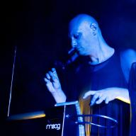 Miles Brown (Theremin Player)