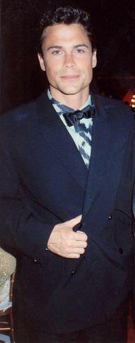 Rob Lowe