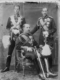 Prince Andrew of Greece and Denmark
