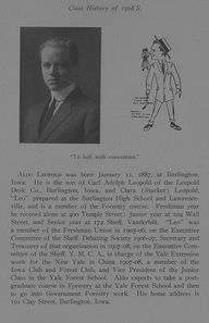 Aldo Leopold
