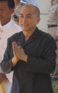 Norodom Sihamoni