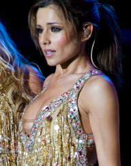 Cheryl Fernandez-Versini aka Cheryl Cole