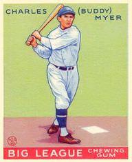 Buddy Myer